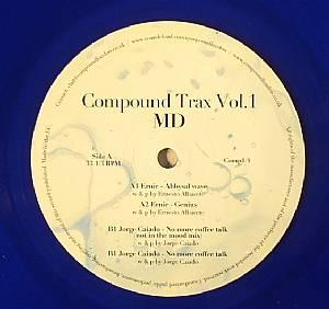 ERNIE/JORGE CAIADO - Compound Trax Vol 1 MD
