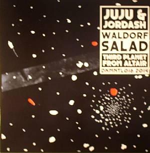 JUJU & JORDASH - Waldorf Salad