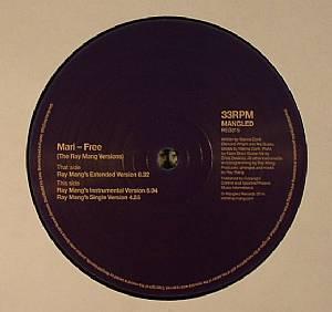 MARI - Free (The Ray Mang Versions)