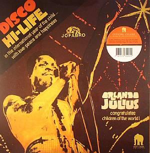 JULIUS, Orlando - Disco Hi Life