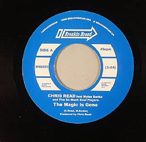 READ, Chris - The Magic Is Gone