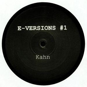 E VERSIONS - E Versions #1
