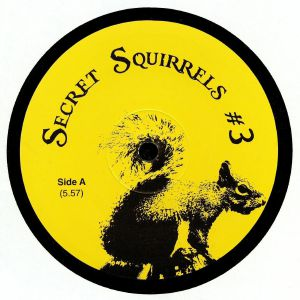 SECRET SQUIRREL - Secret Squirrels #3