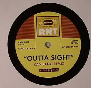 SANO, Kan/FREDDIE JOACHIM - Outta Sight