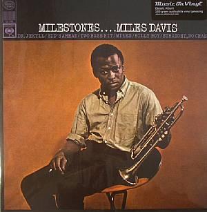 DAVIS, Miles - Milestones (stereo)