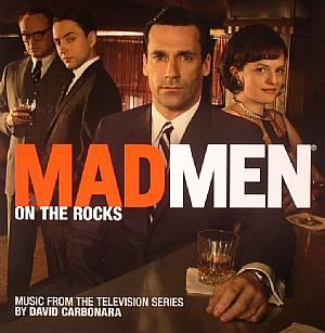 CARBONARA, David - Mad Men On The Rocks (Soundtrack)