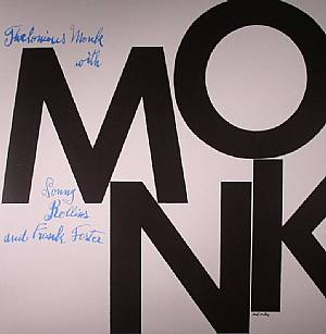 THELONIOUS MONK with SONNY ROLLINS & FRANK FOSTER - Monk