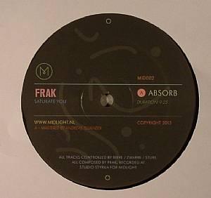 FRAK - Saturate You