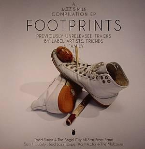 VARIOUS - Footprints EP