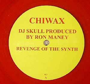 MANEY, Ron aka DJ SKULL - Revenge Of The Synth