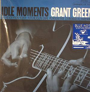 GREEN, Grant - Idle Moments (stereo)