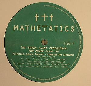 POWER PLANT EXPERIENCE, The - The Power Plant EP