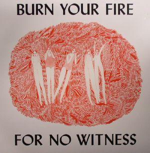 OLSEN, Angel - Burn Your Fire For No Witness