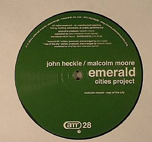 HECKLE, John/MALCOLM MOORE - The Emerald Cities Project