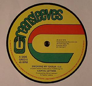 CAPITAL LETTERS - Smoking My Ganja
