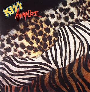 KISS - Animalize