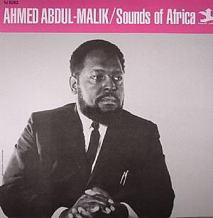 ABDUL MALIK, Ahmed - Sounds Of Africa