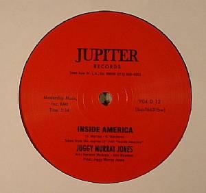 JONES, Juggy Murray - Inside America