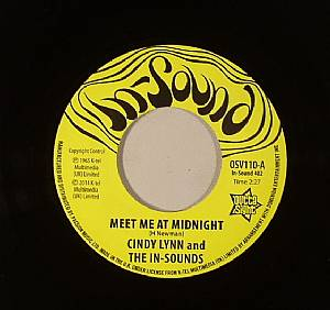 LYNN, Cindy & THE IN SOUNDS/BONNIE & CLYDE - Meet Me At Midnight