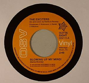 EXCITERS, The - Blowing Up My Mind