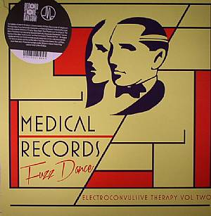 VARIOUS - Electroconvulsive Therapy Volume 2: Fuzz Dance (Record Store Day 2014)