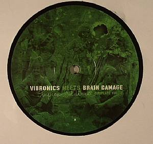 VIBRONICS meets BRAIN DAMAGE - Seige Of Kut