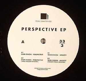 DIXON, Sean - Perspective EP