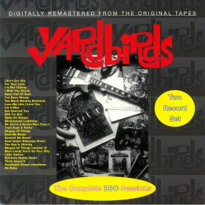 YARDBIRDS - The Complete BBC Sessions (remastered)