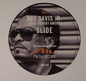DAVIS, Roy Jr feat ROBERT OWENS - Slide