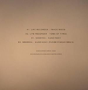 LIFE RECORDER/SEMERKA - Track Mood