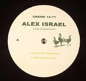 ISRAEL, Alex - A Man Of Qualities EP
