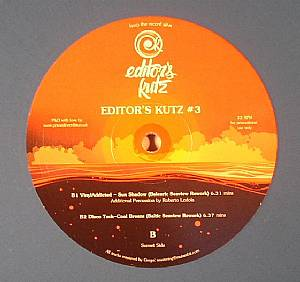 LODOLA, Roberto/ALIEN DISCO SUGAR/VINYLADDICTED/DISCO TECH - Editors Kutz #3