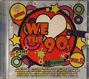 DATURA/VARIOUS - We Love The 90s Vol 2