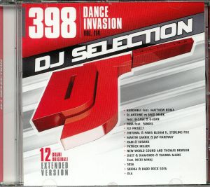 VARIOUS - DJ Selection 398: Dance Invasion Vol 114