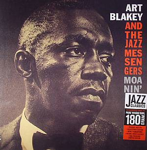 BLAKEY, Art & THE JAZZ MESSENGERS - Moanin' (remastered)