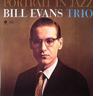 BILL EVANS TRIO - Portrait In Jazz (stereo) (remastered)