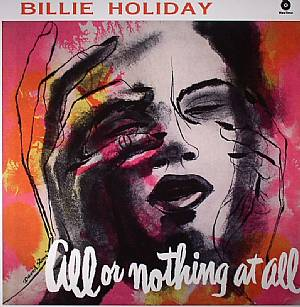 HOLIDAY, Billie - All Or Nothing At All (remastered)