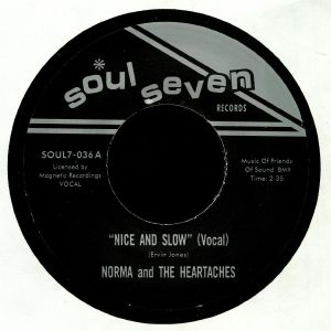 NORMA/THE HEARTACHES - Nice & Slow