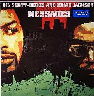 SCOTT HERON, Gil/BRIAN JACKSON - Anthology: Messages