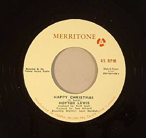 LEWIS, Hopton/LESTER STERLING/LYN TAITT/THE JETS - Happy Christmas