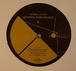 AYMARD, Maurice - Between Stars Remixes Vol I