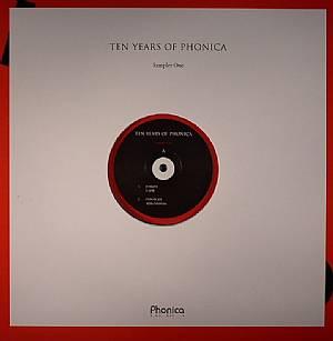 JOAKIM/PANORAM/PSYCHEMAGIK/THE DRAUGHTSMAN - Ten Years Of Phonica Sampler 1
