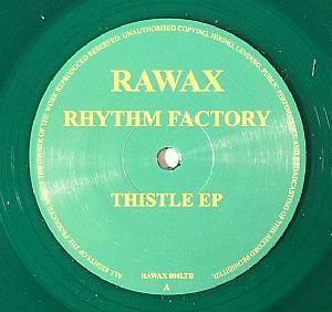 RHYTHM FACTORY - Thistle EP