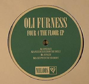 FURNESS, Oli - Four 4 The Floor EP