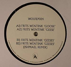 WENTINK, Frits - Wolf EP 024