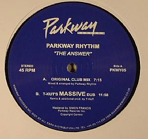 PARKWAY RHYTHM - The Answer