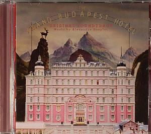 DESPLAT, Alexandre/VARIOUS - Grand Budapest Hotel (Soundtrack)