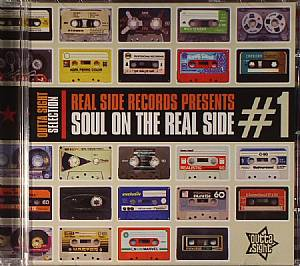 VARIOUS - Outta Sight Selection: Real Side Records Presents Soul On The Real Side #1