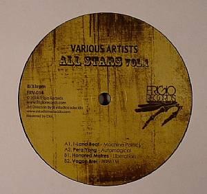I LAND BEAT/PERA YANG/HONORED MATRES/VAGON BREI - All Stars Vol 1