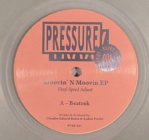 VINYL SPEED ADJUST - Groovin' N Moovin EP